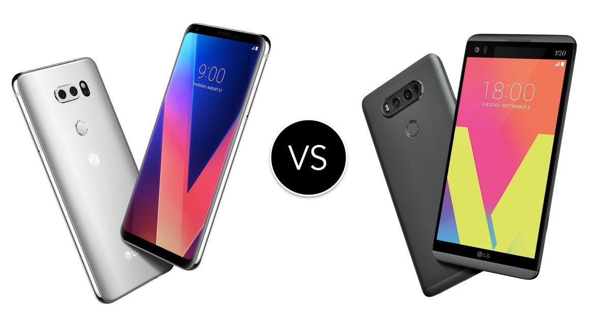 LG V30 vs LG V20: what's new | 91mobiles com