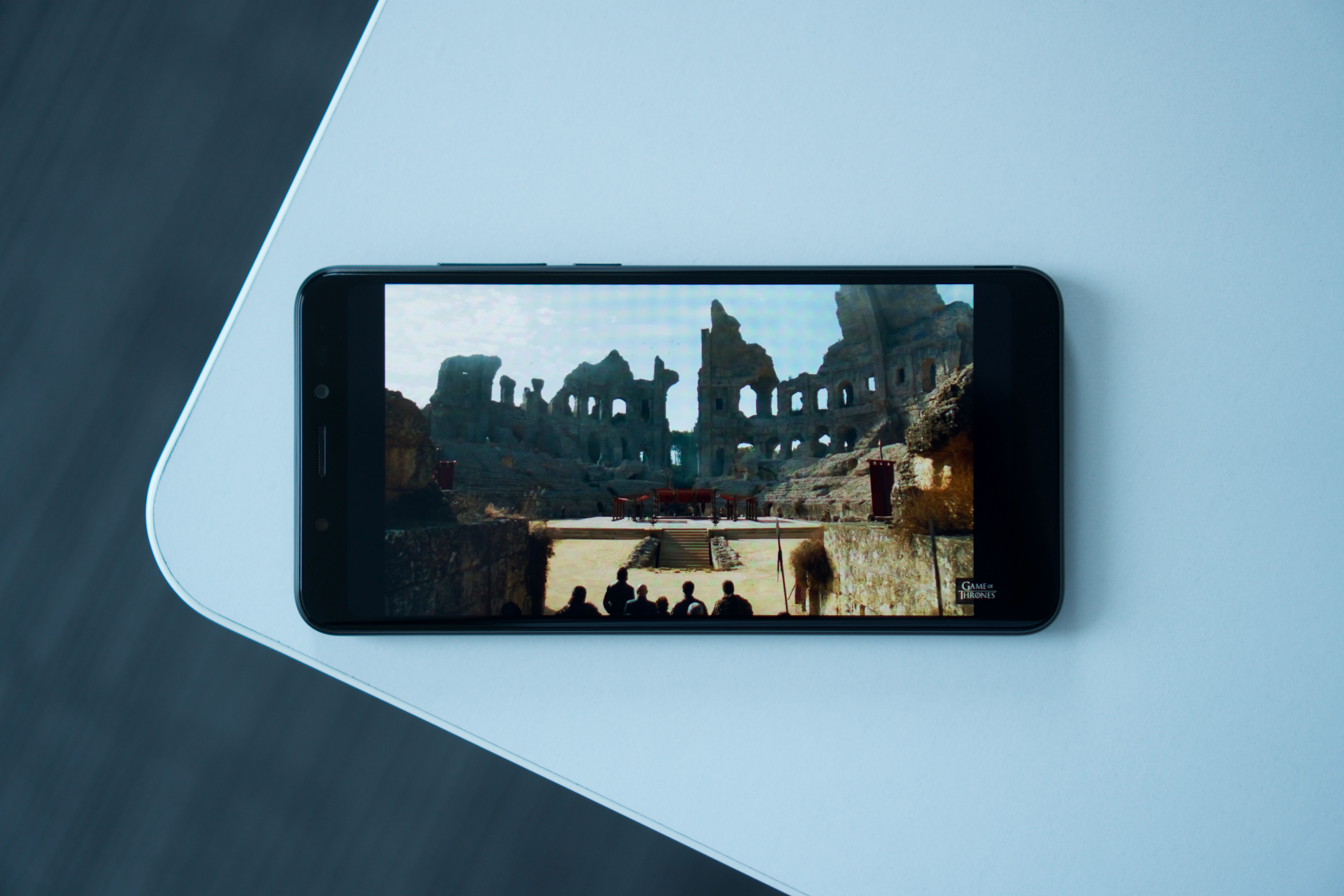 Micromax Canvas Infinity review display
