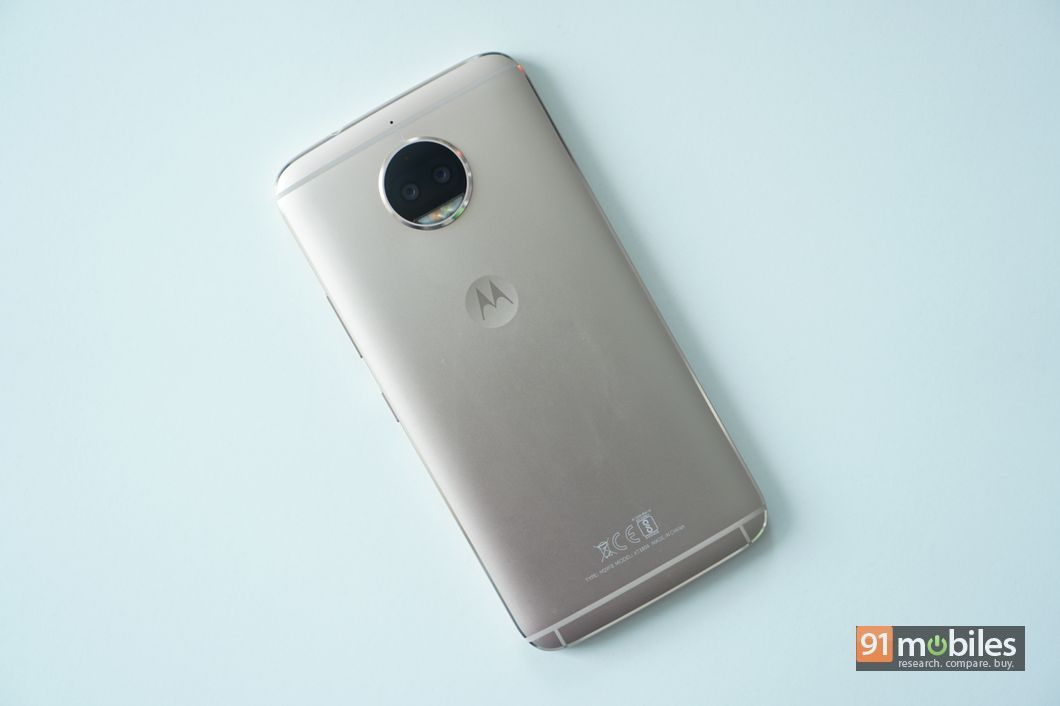 Moto G5s Plus First impressions12