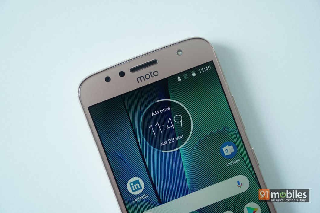 Moto G5s Plus First impressions17