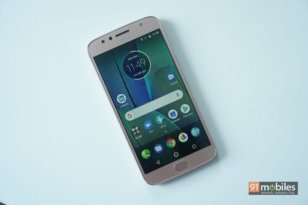 Moto G5s Plus First impressions18