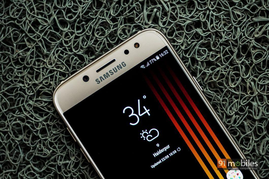 Samsung Galaxy J7 Pro review11