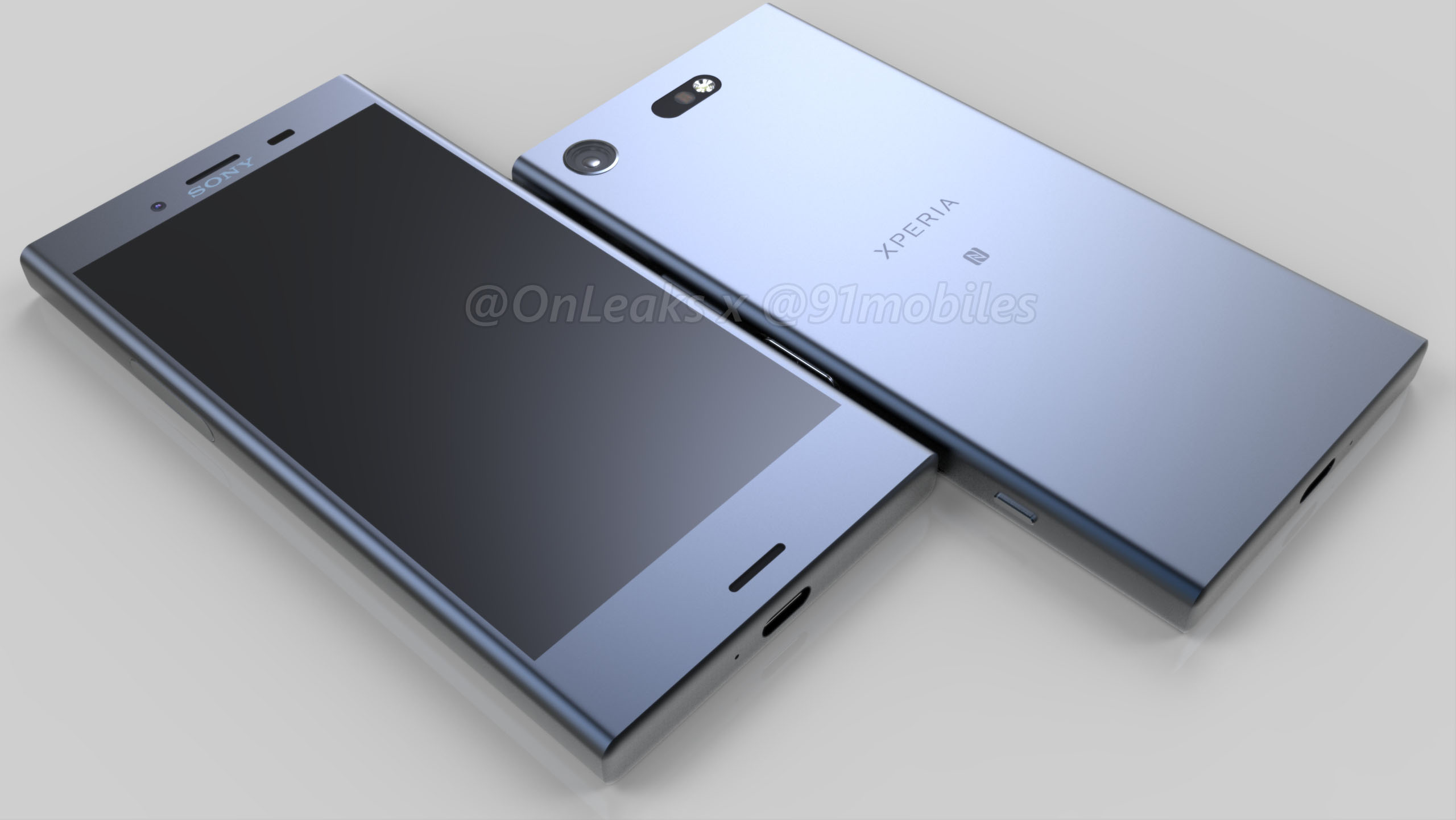 17f7838d7ed Exclusive  Sony Xperia XZ1 Compact renders and 360-degree video ...