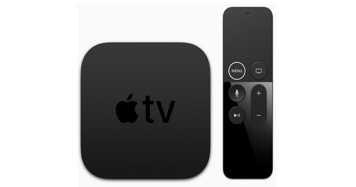 Apple TV 4K featured