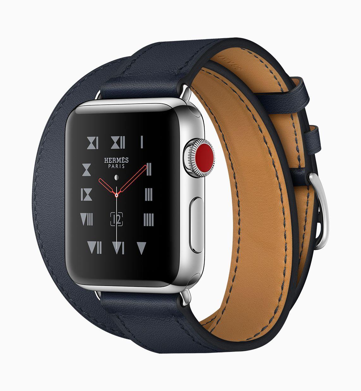 Apple Watch Series 3 Hermes Edition