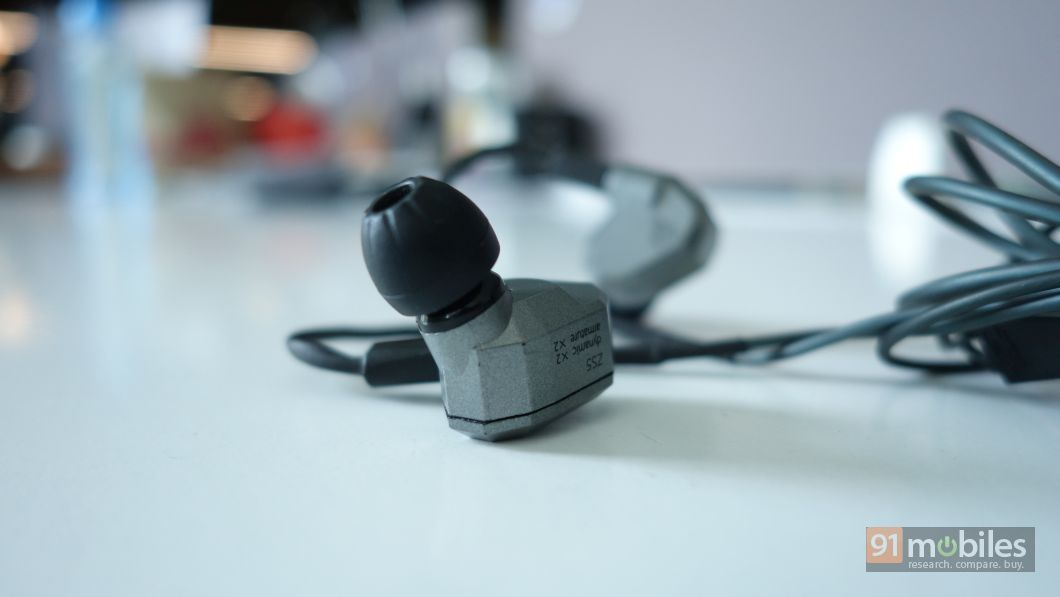 KZ ZS5 review 004