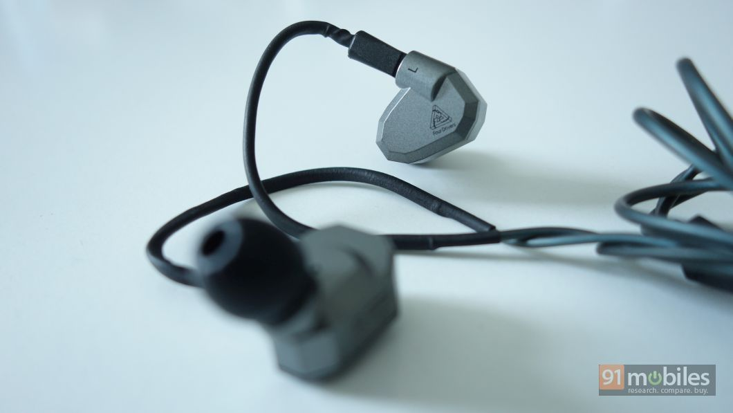 KZ ZS5 review 006