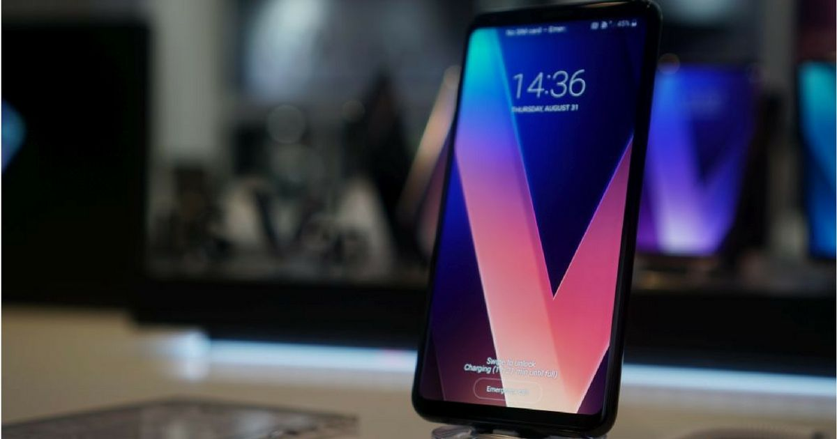 LG V30+ with 6-inch QHD+ display and dual cameras launched for Rs