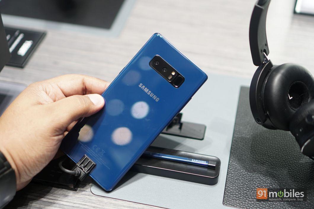 Samsung Galaxy Note8 FI 10