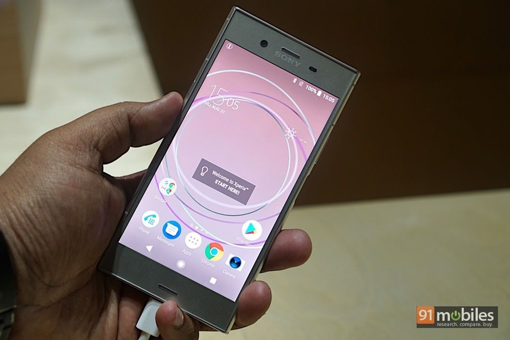 Sony Xperia XZ1 with Snapdragon 835 and Android Oreo launched for Rs