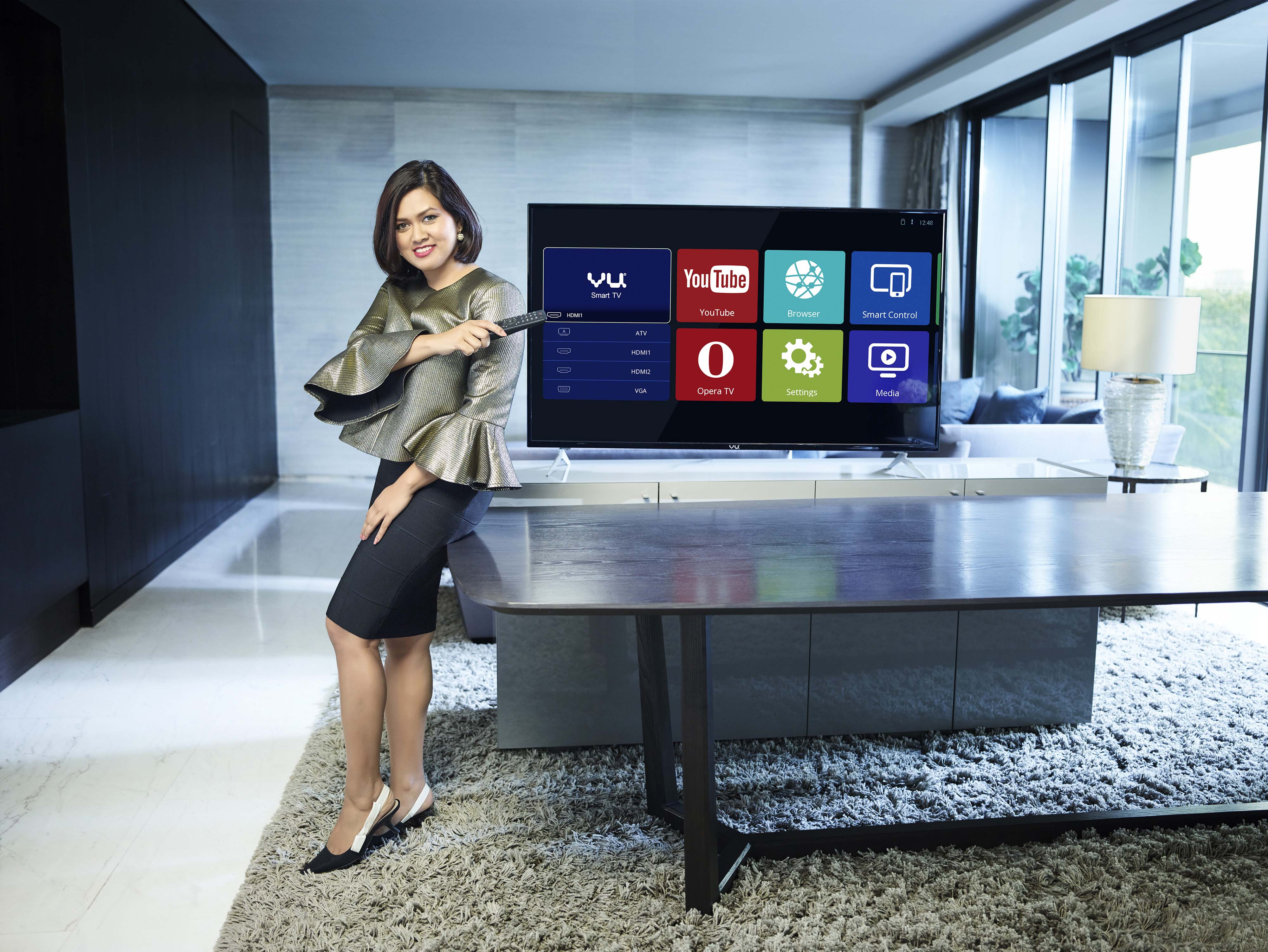 VU launches a new range of smart televisions in India, prices start