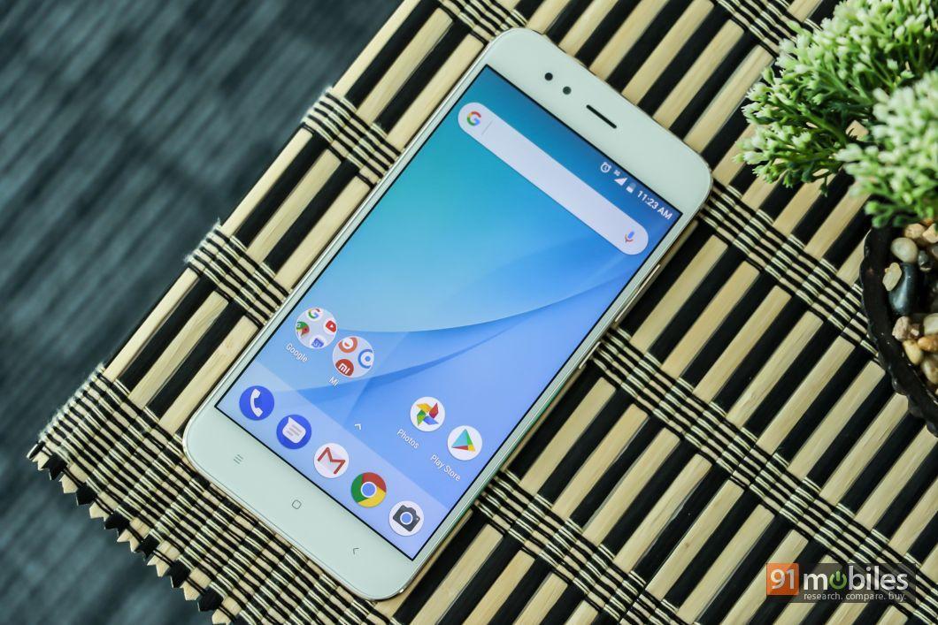 Xiaomi Mi A1 review 91mobiles 13