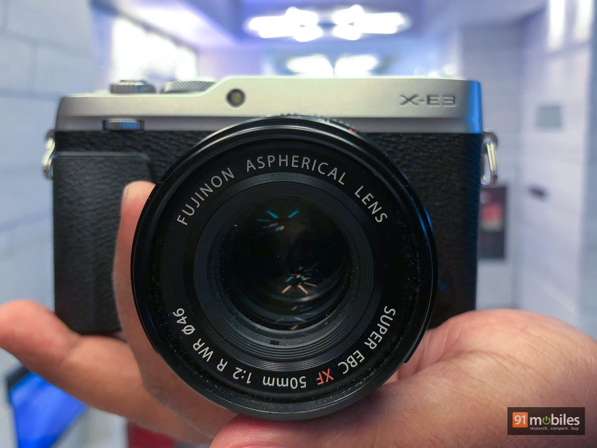 fujifilm, xe3, mirrorless camera