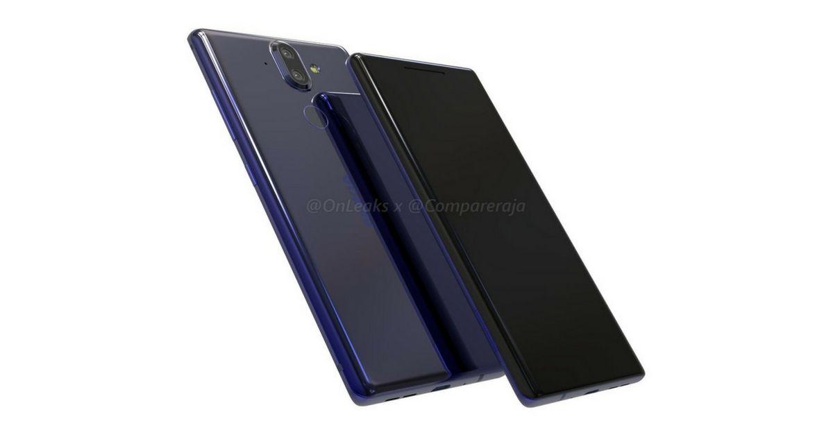 Nokia 9 Exclusive Renders - Featured