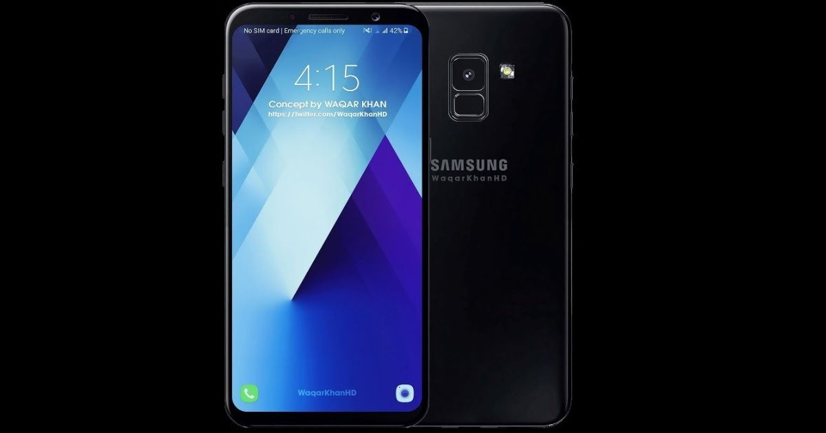 size 40 82079 75655 Samsung Galaxy A5 (2018) to come with an Infinity Display ...