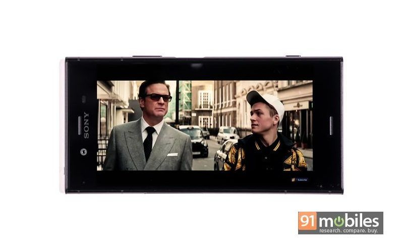 Sony Xperia XZ1 review09