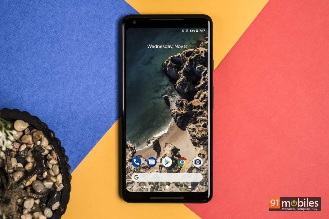 Google Pixel 2 XL review - 91mobiles 01