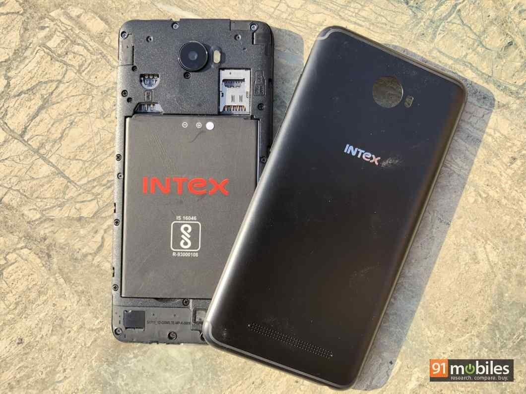 Intex ELYT Dual unboxing and first impressions - 91mobiles 09