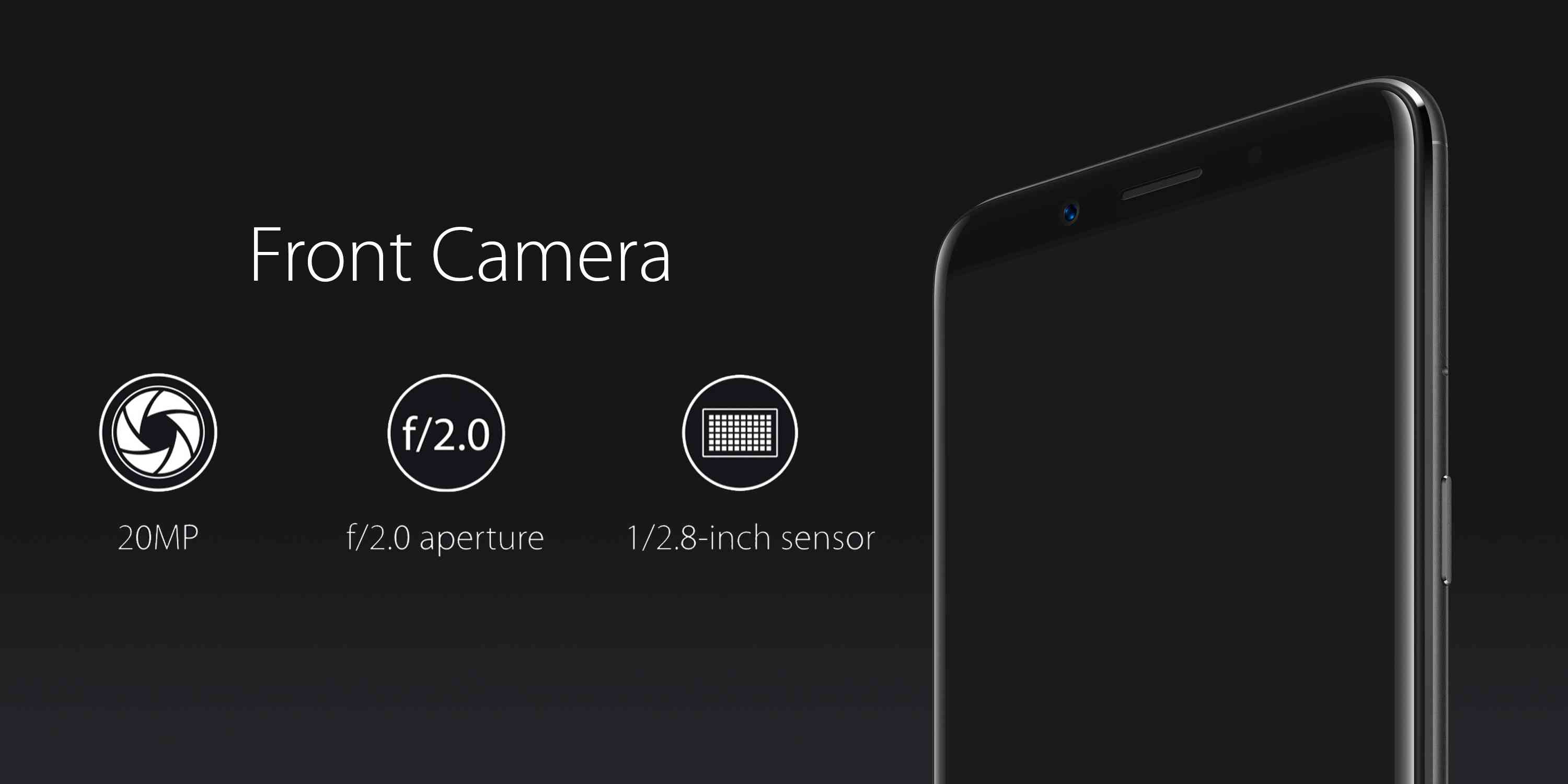 OPPO F5 AI-powered selfies 1