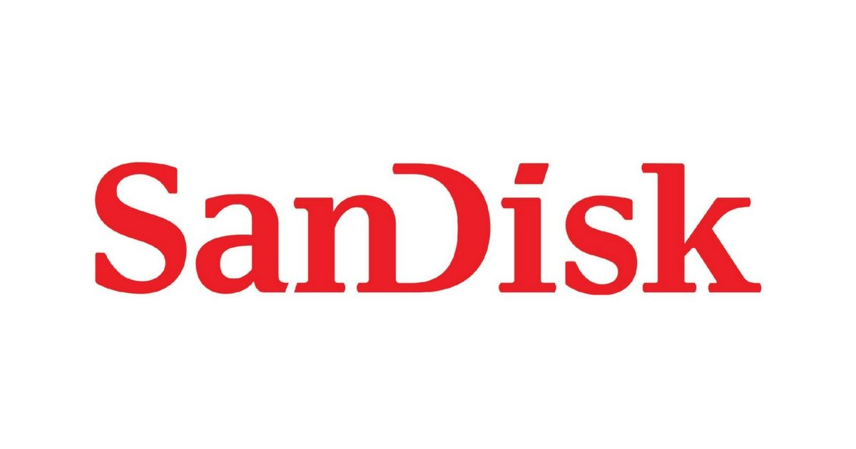 SanDisk Logo - Featured
