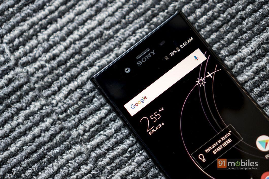 Sony Xperia XZ1 review10