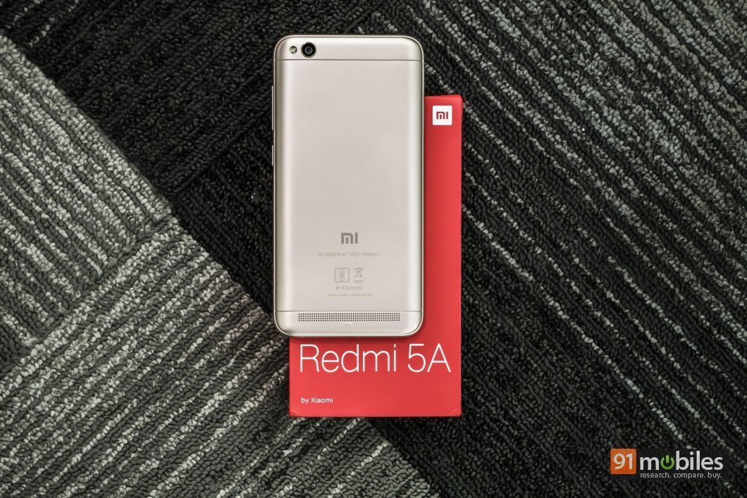 Xiaomi Redmi 5A unboxing and first impressions 91mobiles (5)