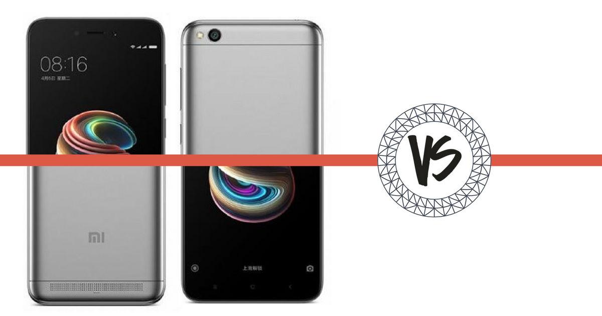 Xiaomi Redmi 5A vs Redmi 4A: what's new? | 91mobiles.com