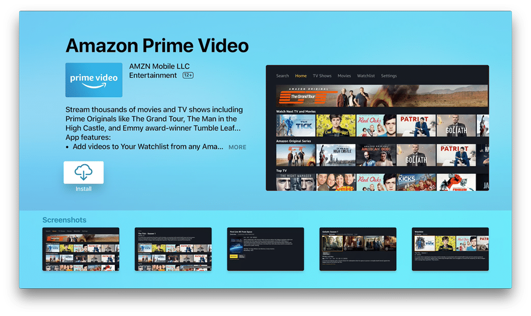 Amazon Prime Video finally lands on the Apple TV | 91mobiles com