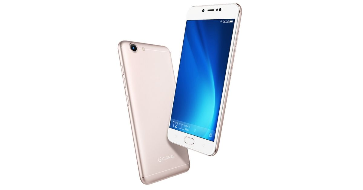 Gionee S10 Lite with 5 2-inch HD display and 16MP selfie