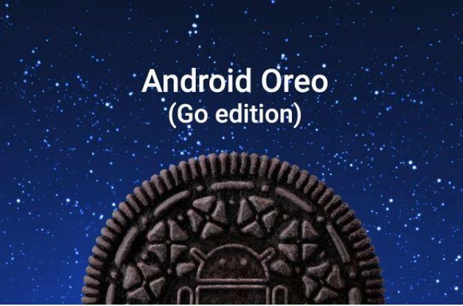 Google Oreo Go Edition