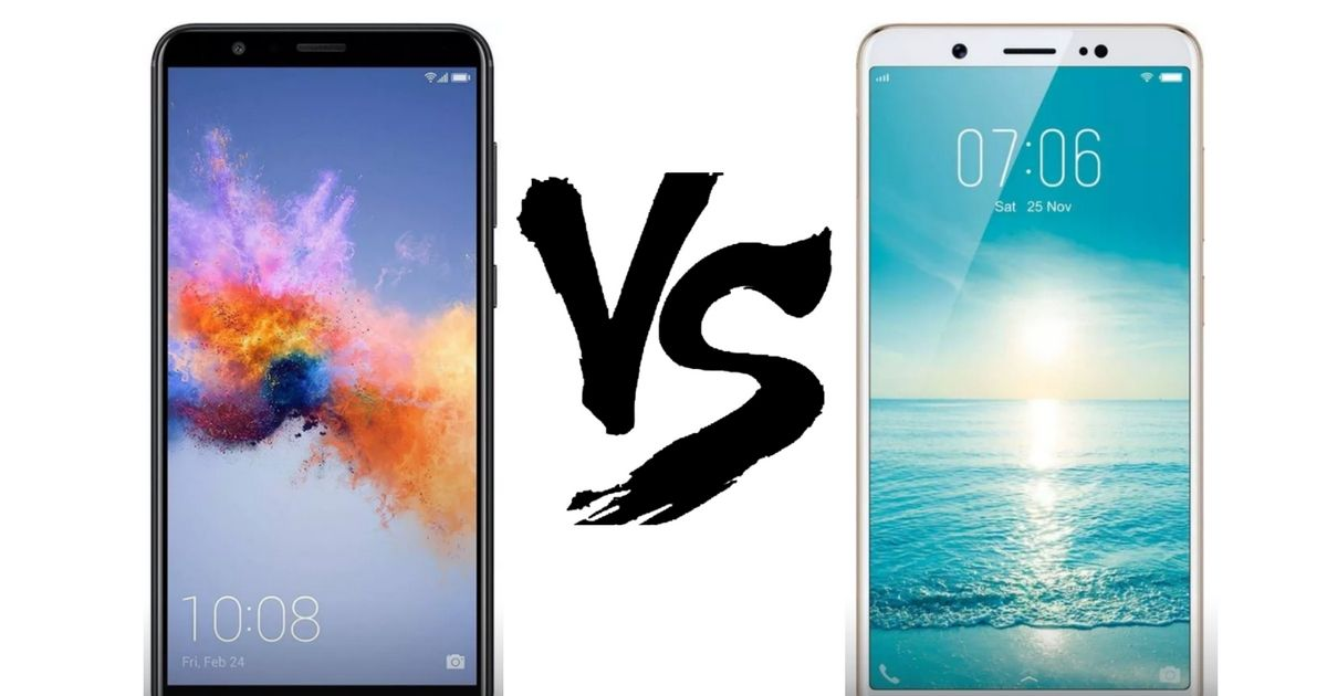 Honor 7X vs Vivo V7: mid-rangers with 18:9 displays fight it