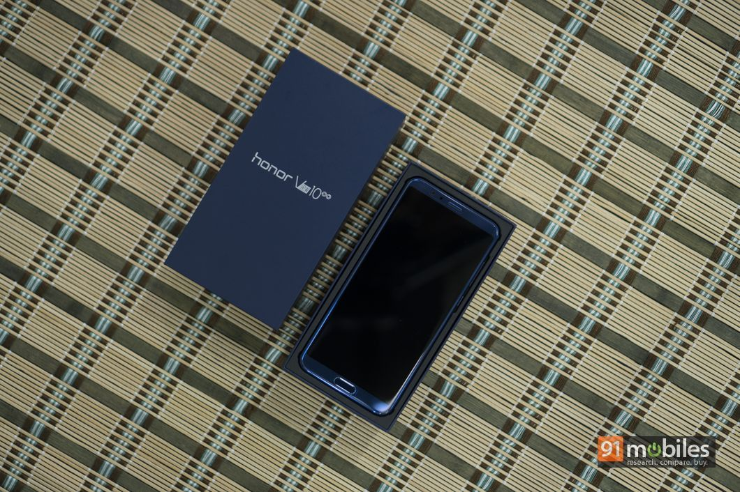 Honor View10 unboxing03