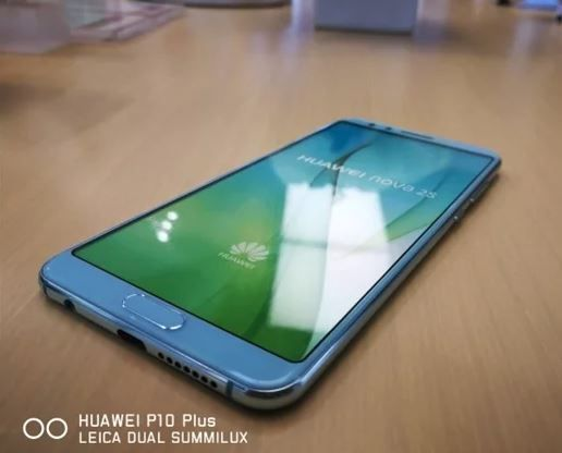 Huawei Nova 2S live leak another