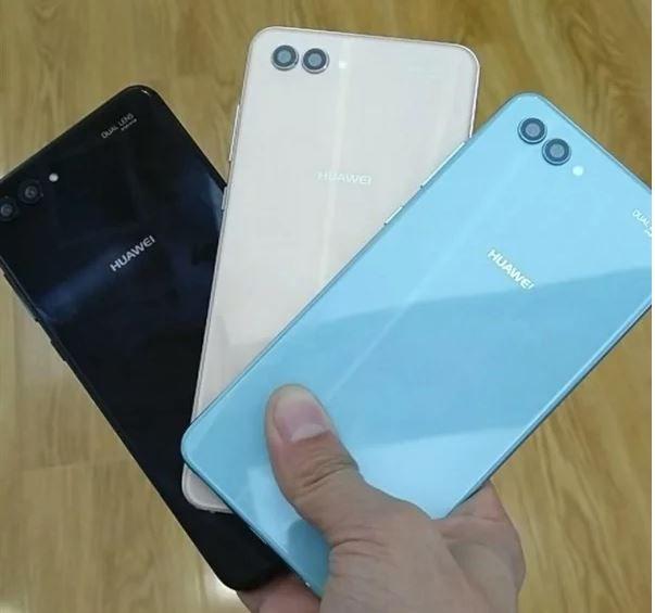 Huawei Nova 2S live leaked image