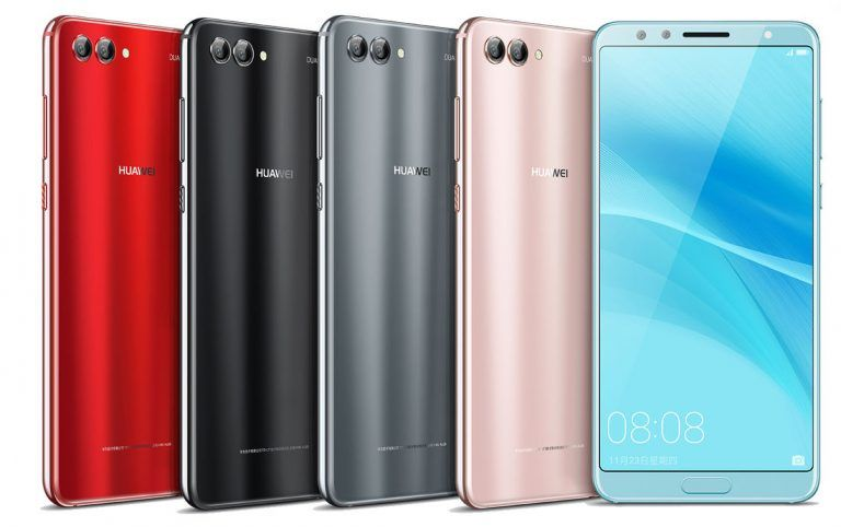 Huawei Nova 2S official