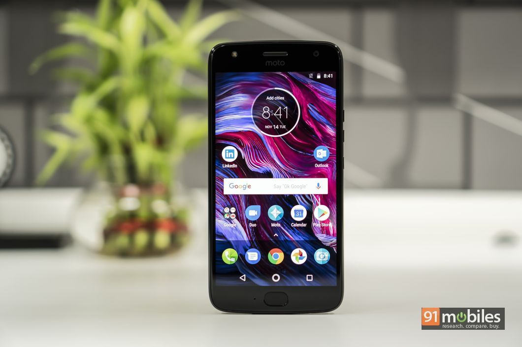 Moto X4 with 6GB RAM and Android Oreo launched in India for