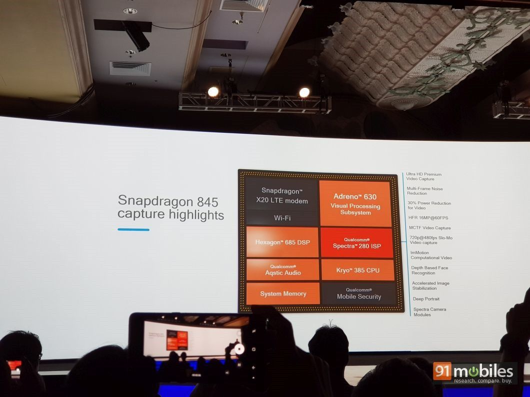 Top 6 things to know about the Qualcomm Snapdragon 845 SoC