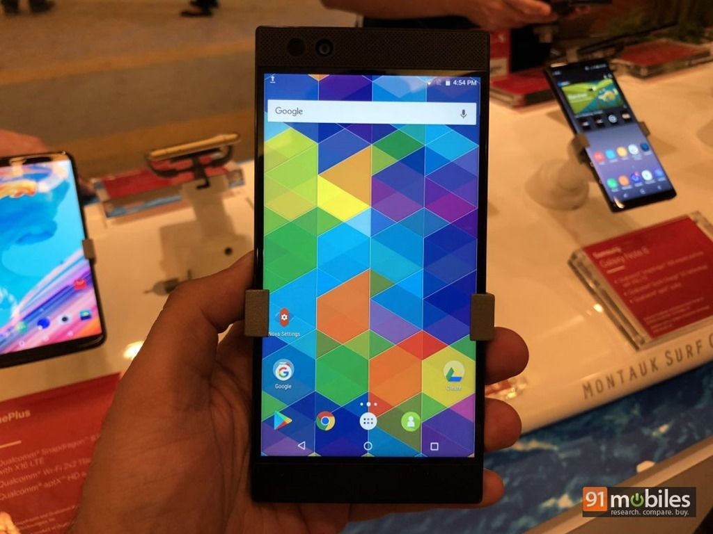 The recent trend of gaming-focused smartphones was kickstarted by Razer with the launch of its killer spec'd Razer Phone ( first impressions) ...