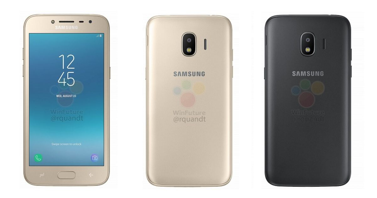 Samsung Galaxy J2 (2018)'s complete specifications and