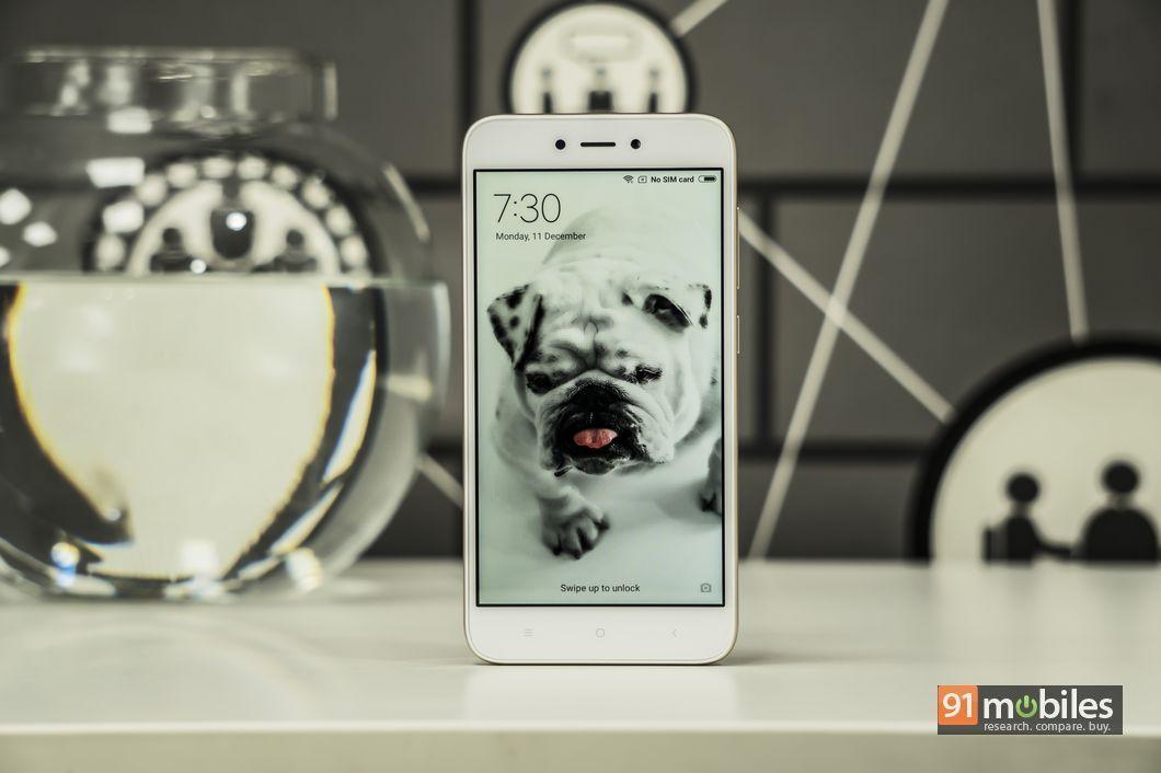Xiaomi Redmi 5A starts receiving MIUI 10 1 1 Global Stable update