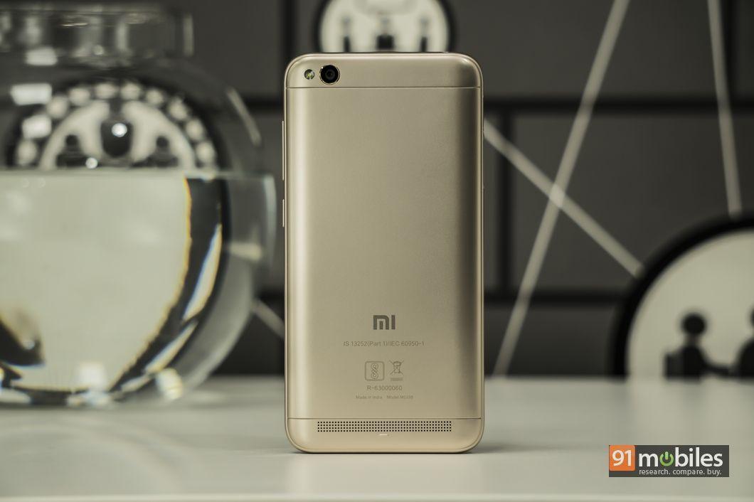 Xiaomi Redmi 5A starts receiving MIUI 10 1 1 Global Stable