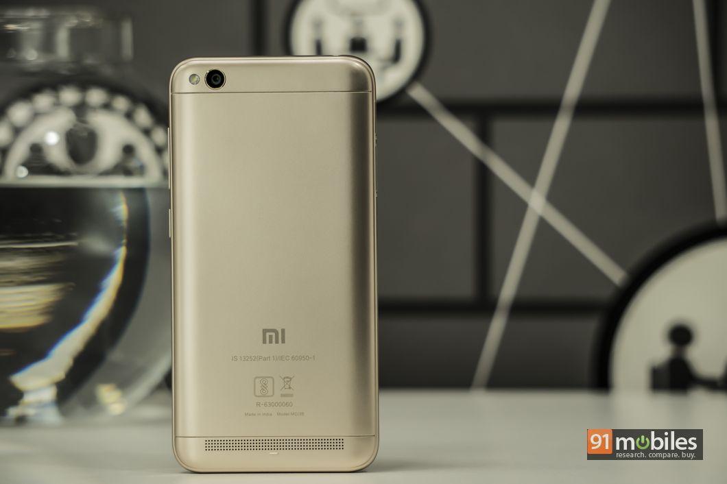 Xiaomi Redmi 5A review24