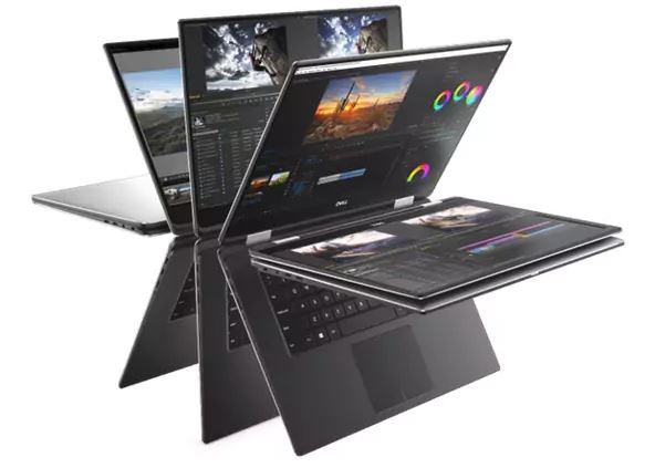 Dell XPS 15 new 2018