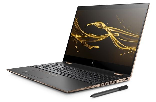 HP Spectre x360 AMD design