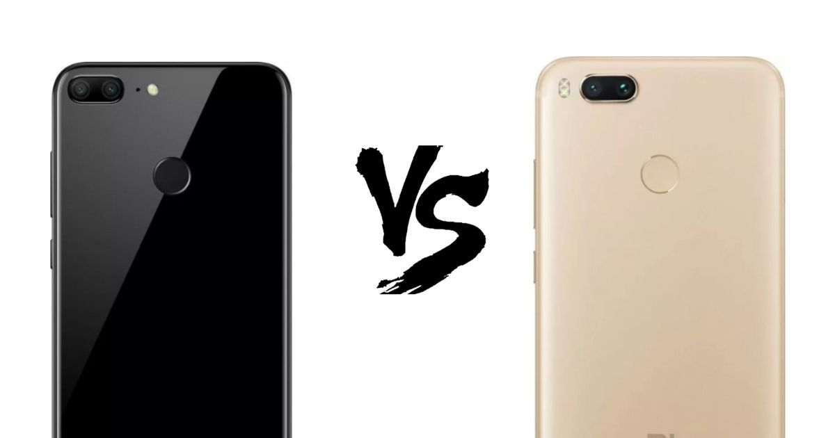 Honor 9 Lite vs Xiaomi Mi A1 camera comparison: affordable