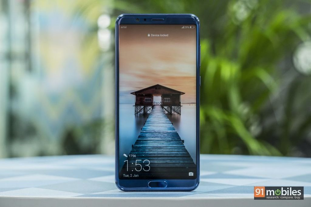 Honor View 10 starts receiving Android Pie-based EMUI 9 0