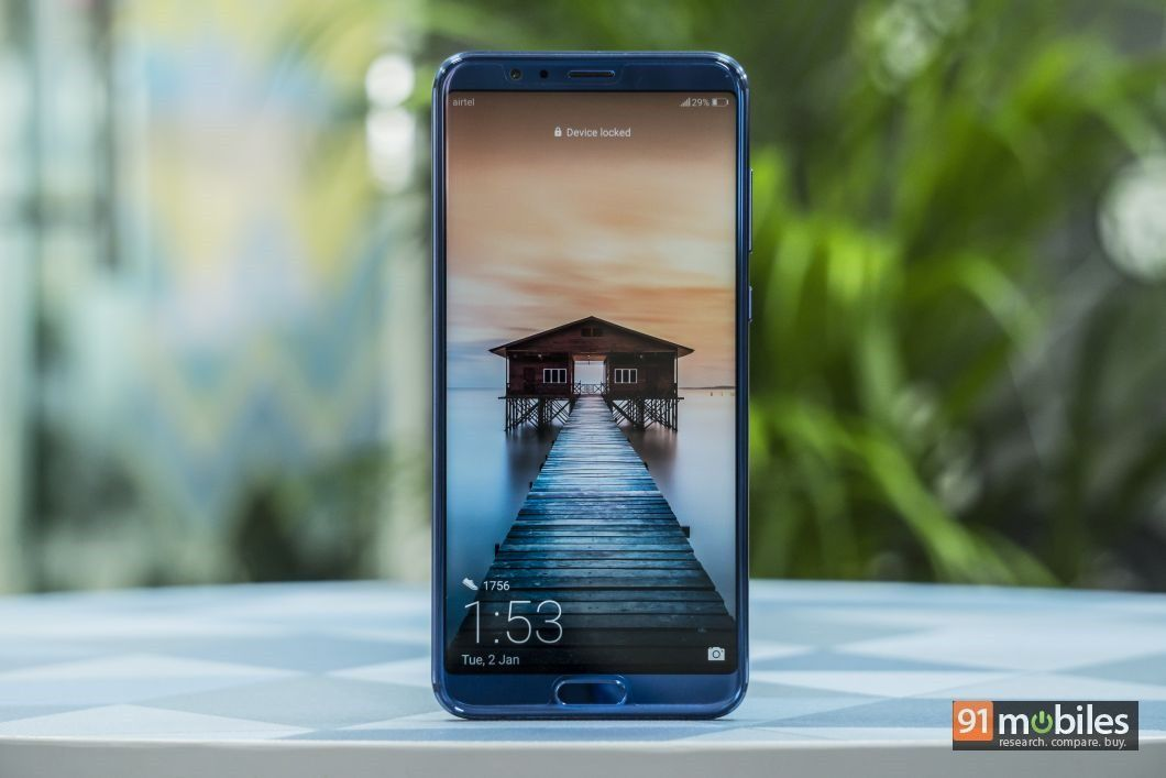Honor View10 Review 91mobiles 08