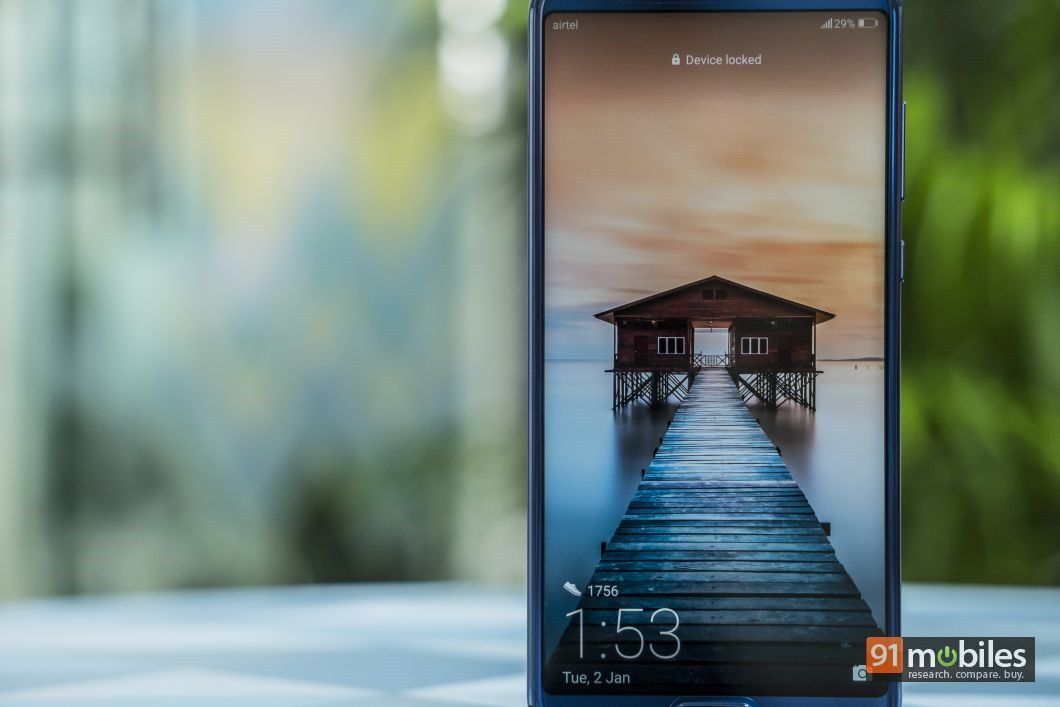Honor View10 Review 91mobiles 10