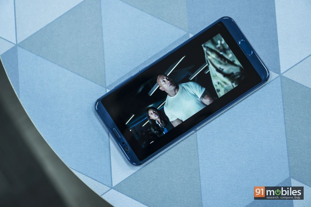 Honor View10 Review 91mobiles 21