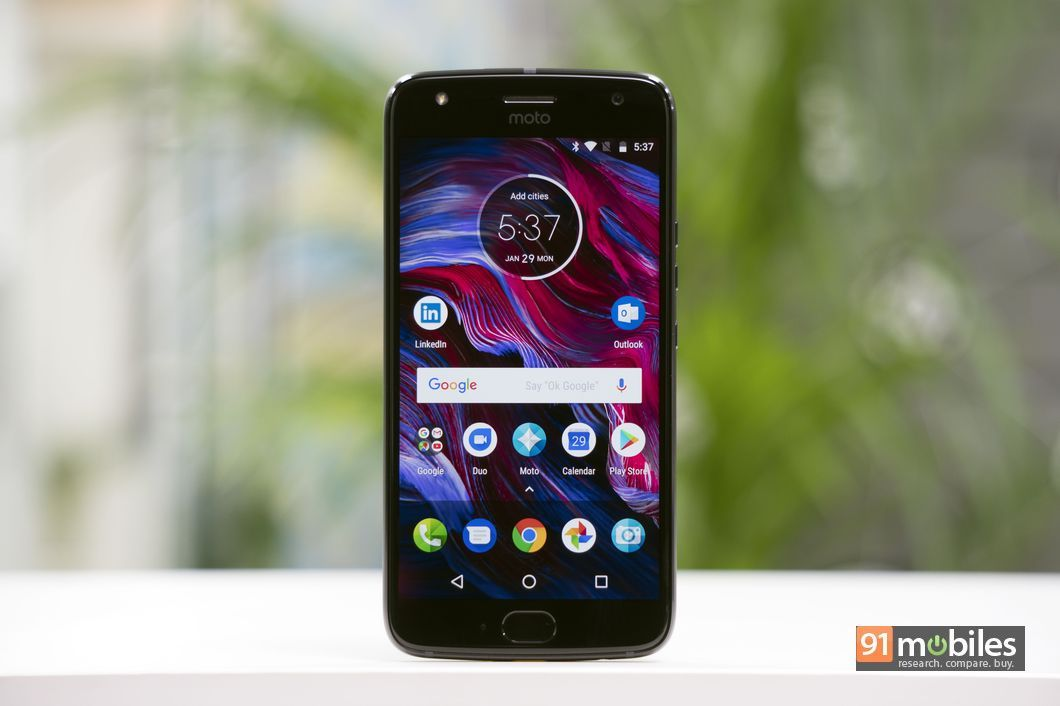 Lenovo-owned brand – Motorola recently launched its debut notch smartphone and Android One device, One Power ( review) in ...